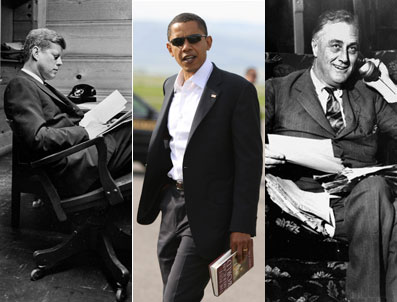 19 Best-Read Presidents