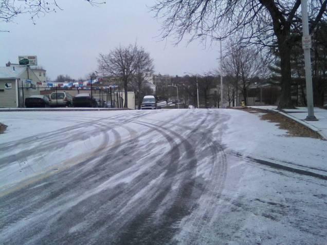 Street Snow
