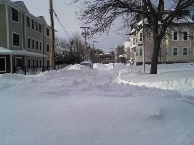 Snow 10 February 9 2013