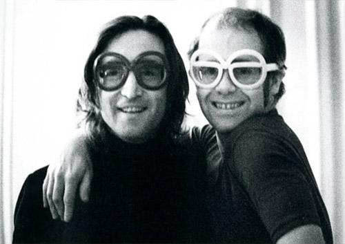 John Lennon & Elton John