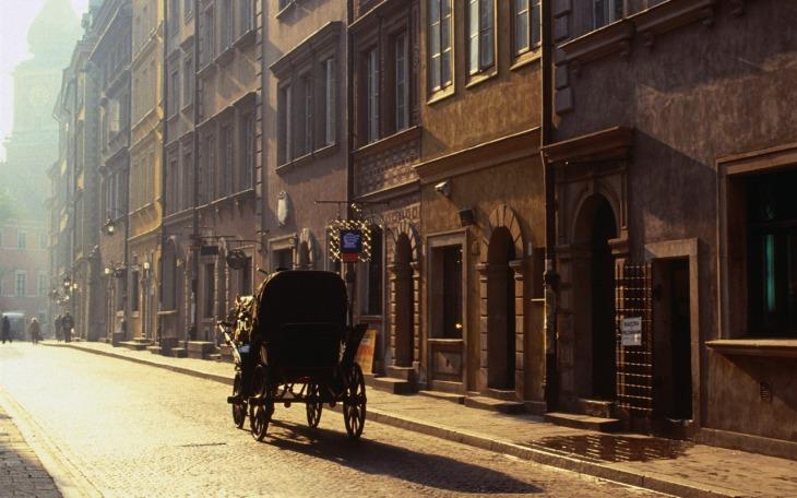 Old European City