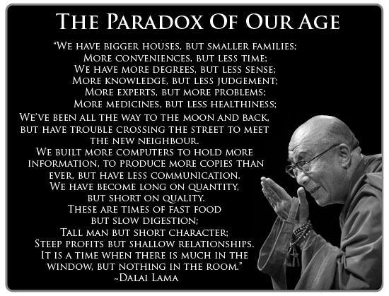Dalai-Lama-The-paradox-of-our-age