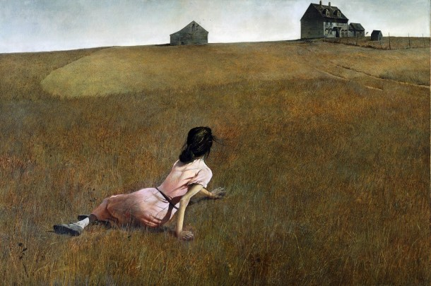 Christina's World (1948) Andrew Wyeth