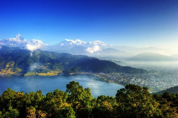 Phew Lake - Pokhara, Nepal