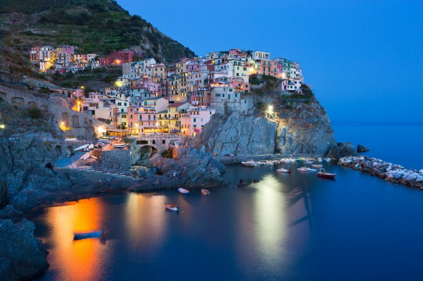 Cinque Terra, Italy