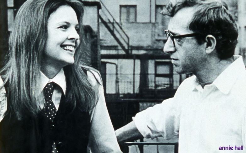 Diane Keaton & Woody Allen