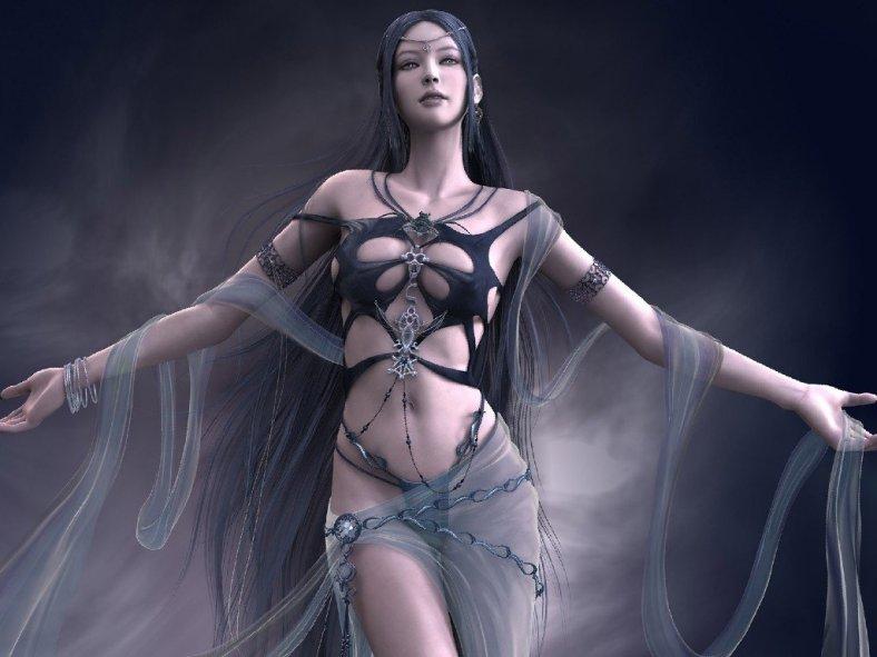 Fantasy in 3D