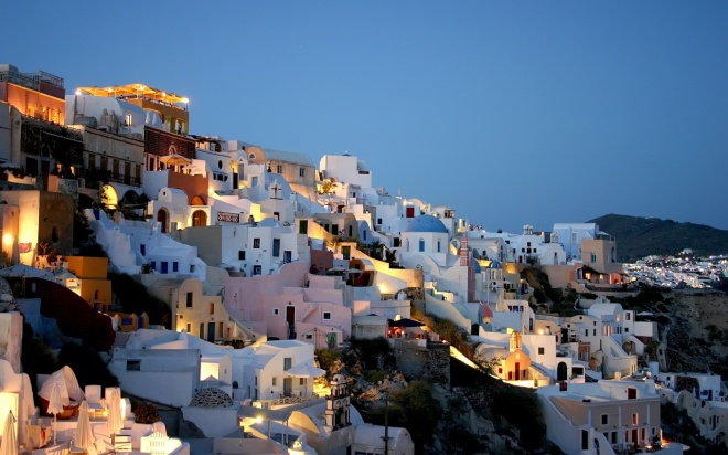 Village in Greece