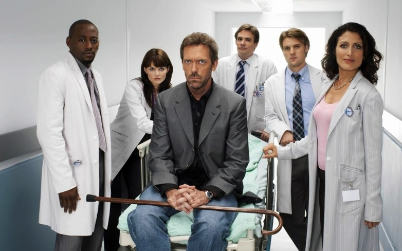 The cast of House, M.D.