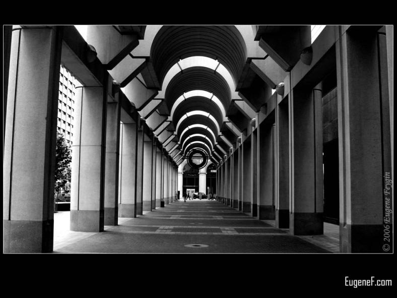 San Francisco Tunnel