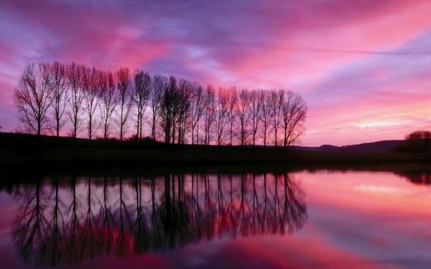 Sunrise - Bayern, Germany