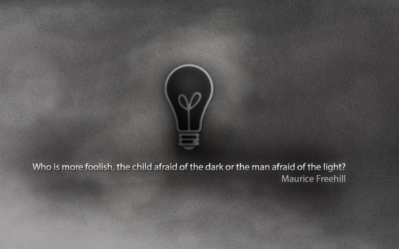 Zitate Light Bulb 8001280 A Pondering Mind