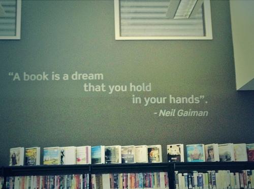 A-book-is-a-dream