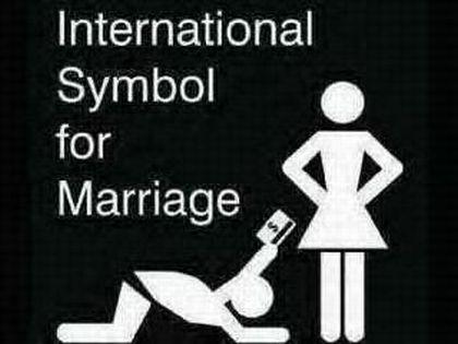 International symbol marriage