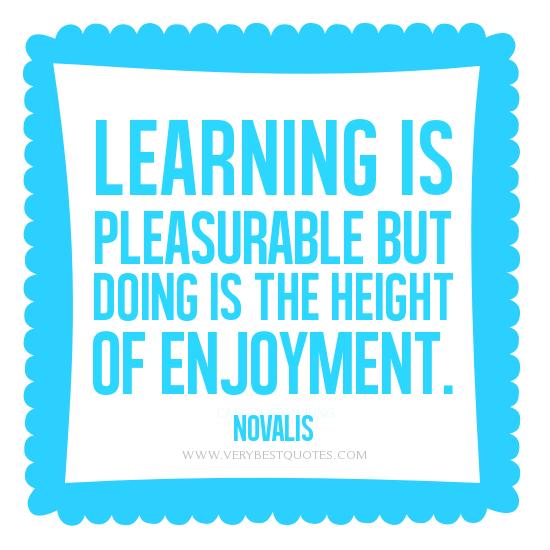 Learning-is-pleasurable