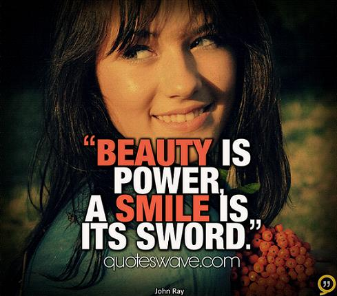 Beauty-is-power