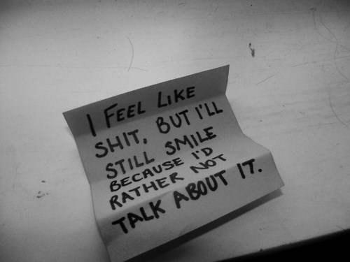 I Feel Like A Pondering Mind