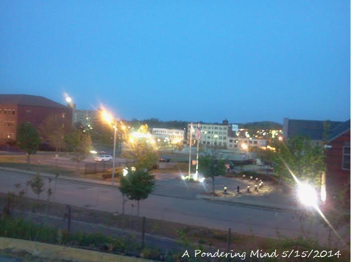 Evening May 14 2014