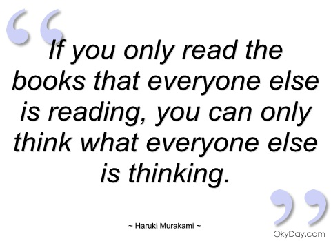 if-you-only-read-the-books-that-everyone-haruki-murakami