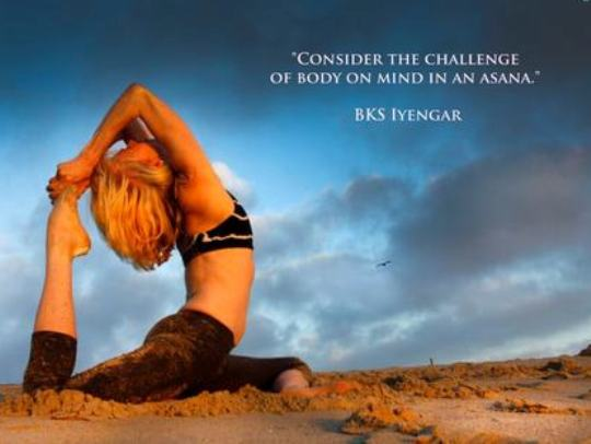 Yoga A Pondering Mind