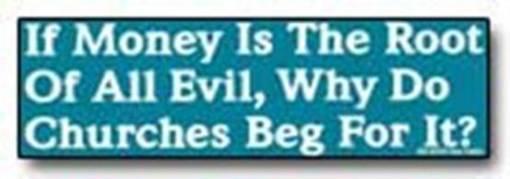 If Money Is