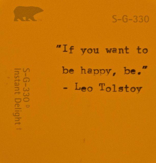 Leo-Tolstoy-Just-be-happy