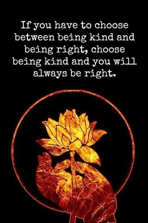 if-you-have-to-choose-between-being-kind-and-being-right-choose-being-kind-and-you-will-always-be-quote-1